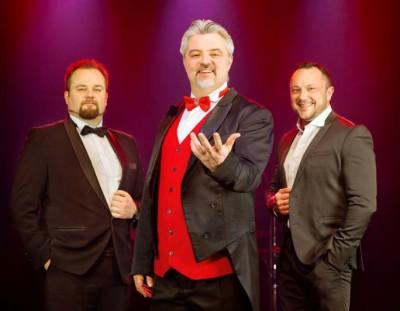 Jak karnawał… koncert trzech tenorów
