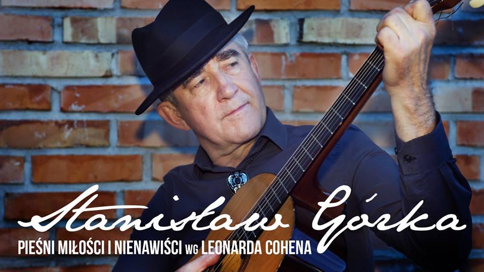 Stanisław Górka śpiewa Cohena